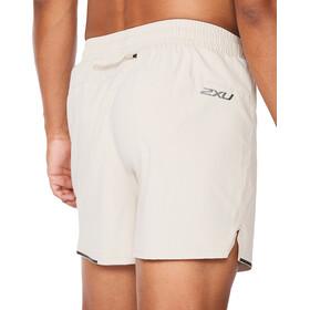 """2XU Aero 5 """"shorts Herrer, hvid"""